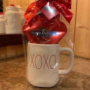 """Rae Dunn """"XOXO"""" Gift Set"""